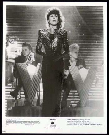 REBEL 1985 Matt Dillon Bryan Brown Debra Byrne Original Movie Still 7