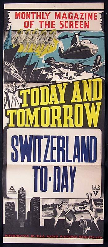 The Story of Switzerland Today (1951) 