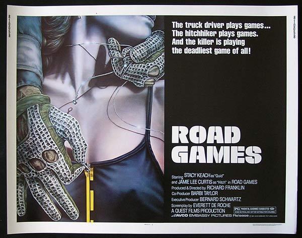 Resultado de imagem para Roadgames (1981)