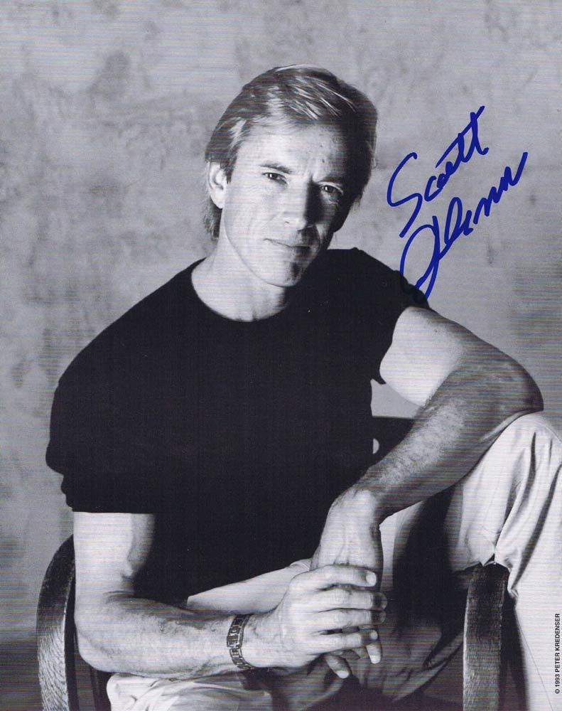 SCOTT GLENN Autograph 8 x 10 Photo