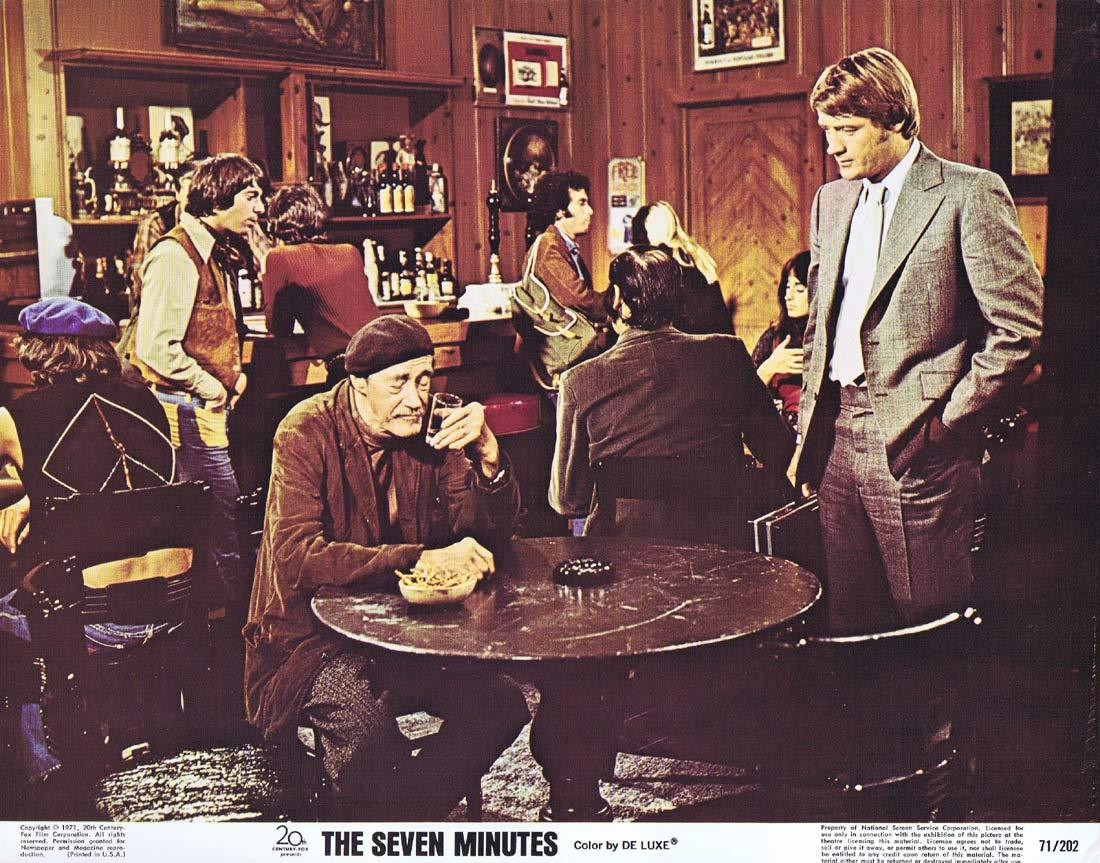THE SEVEN MINUTES Lobby Card Russ Meyer Wayne Maunder