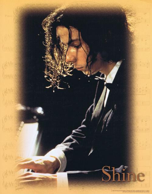 SHINE Lobby Card 3 1996 Noah Taylor ORIGINAL Australian