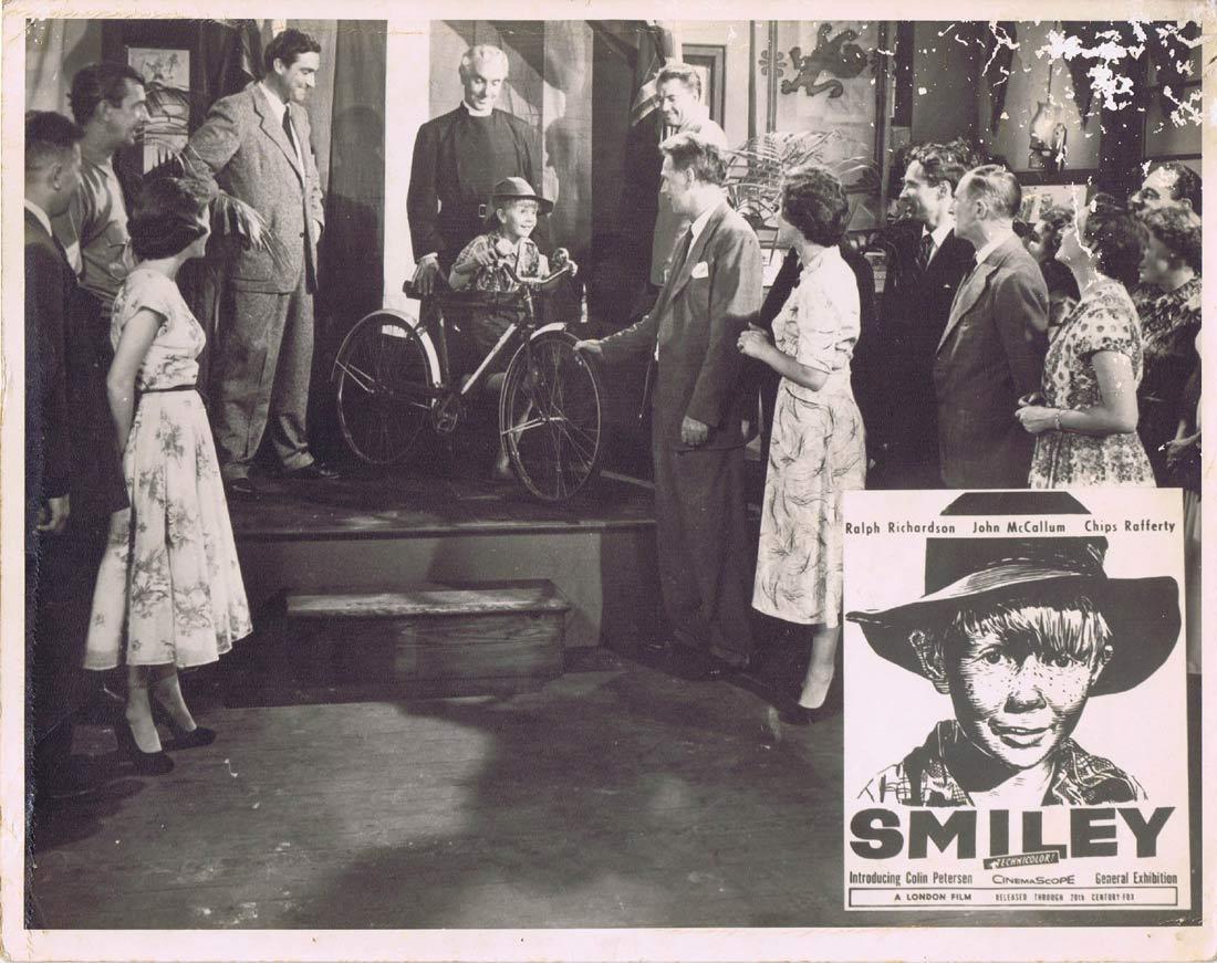 SMILEY Australian Lobby Card 8 Chips Rafferty Colin Petersen VERY RARE
