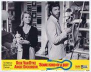 SOME KIND OF A NUT Lobby Card 8 Dick Van Dyke Angie Dickinson Rosemary Forsyth