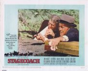 STAGECOACH Lobby Card 8 Ann-Margret Red Buttons