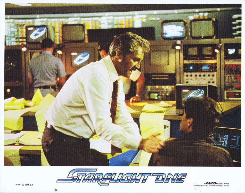 STARFLIGHT ONE Lobby Card 8 Lee Majors Hal Linden Lauren Hutton
