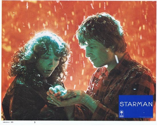STARMAN 1984 Lobby Card 5 John Carpenter Jeff Bridges