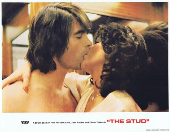 THE STUD 1978 Lobby Card 4 Oliver Tobias Sue Lloyd