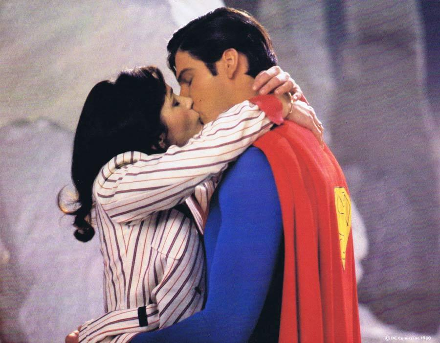 SUPERMAN 2 Vintage Lobby Card 3 Christopher Reeve Margot Kidder