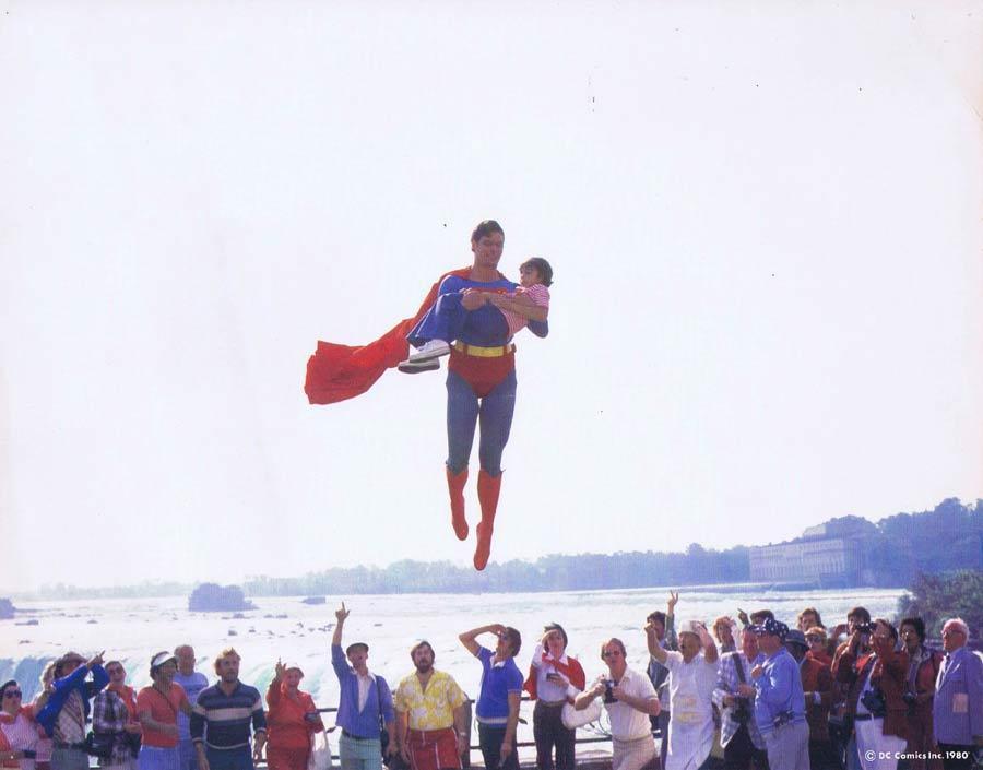 SUPERMAN 2 Vintage Lobby Card 5 Christopher Reeve Gene Hackman