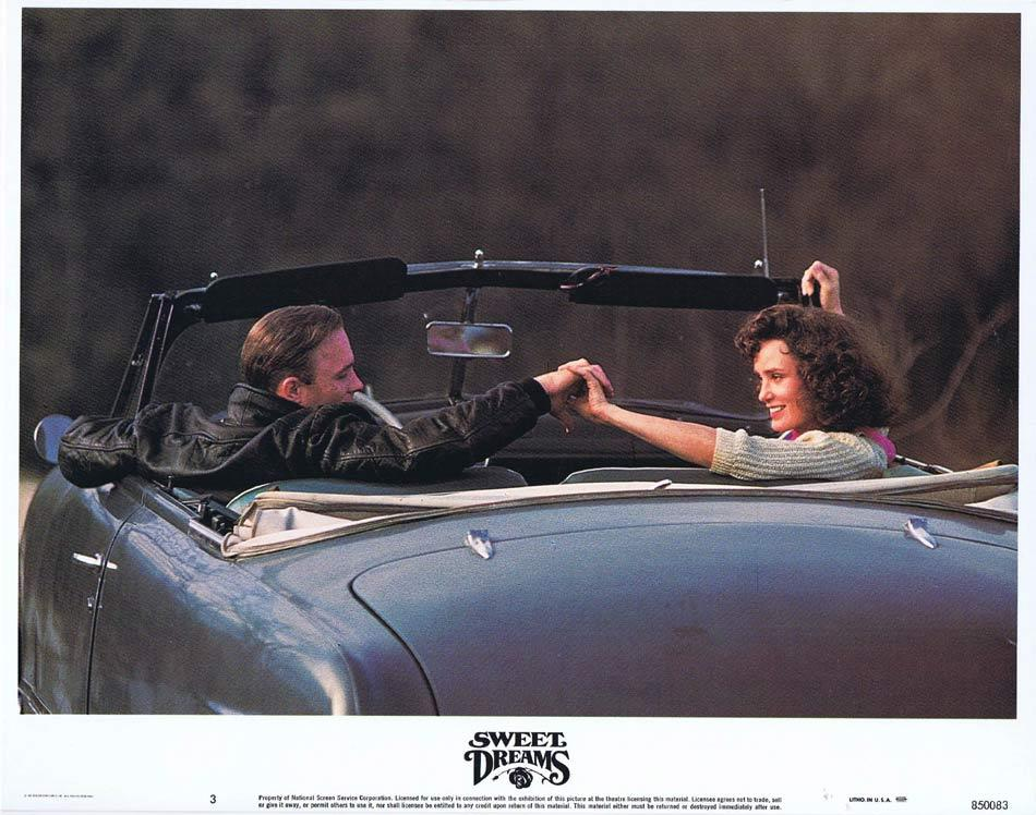 SWEET DREAMS Lobby Card 3 Jessica Lange Patsy Cline Country Music