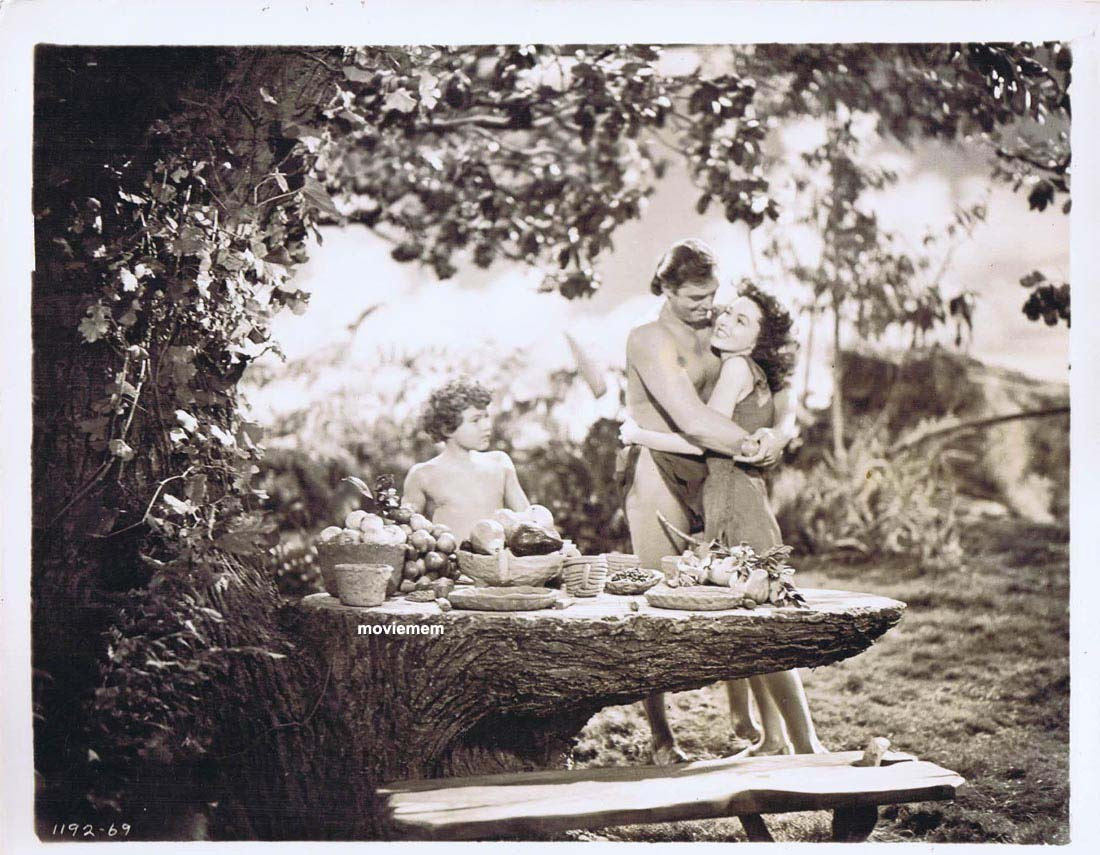 TARZAN'S SECRET TREASURE Movie Still 10 Johnny Weissmuller