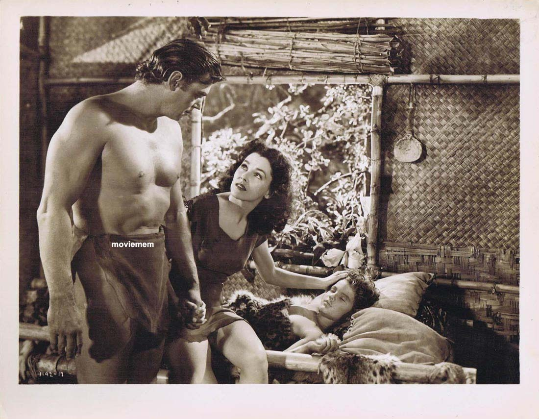 TARZAN'S SECRET TREASURE Movie Still 12 Johnny Weissmuller