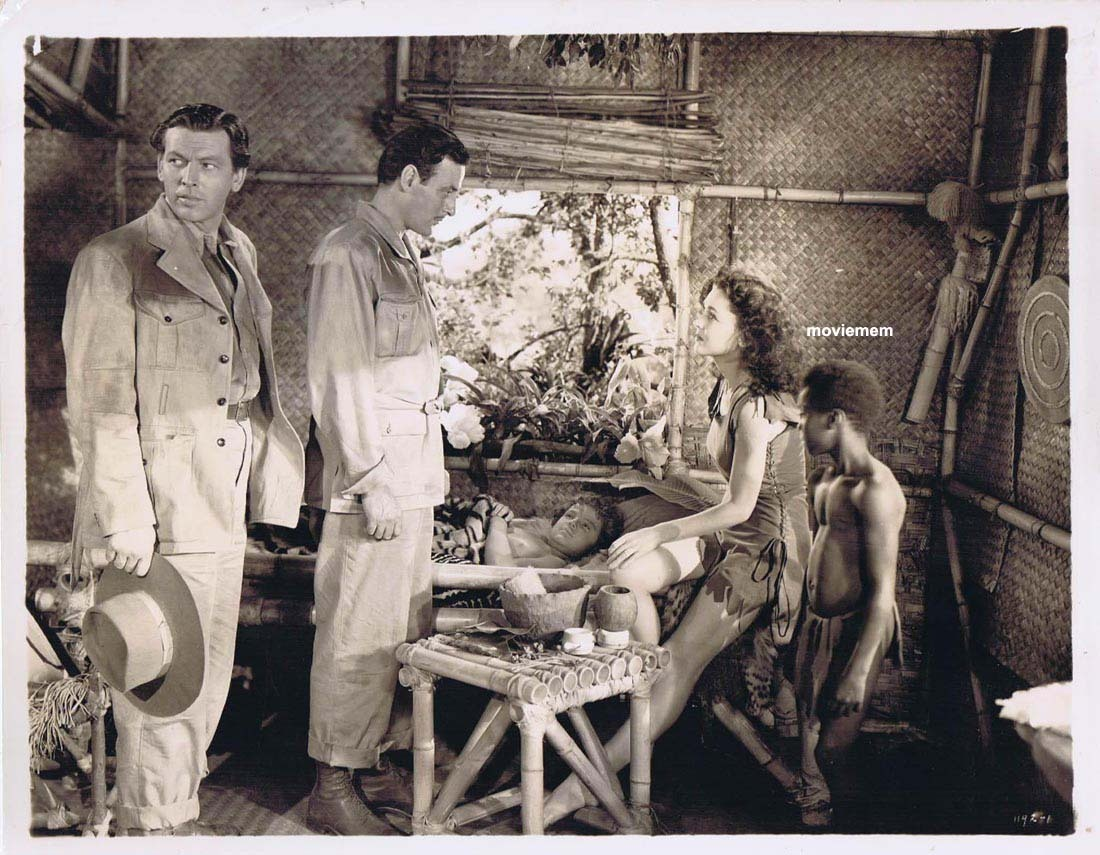 TARZAN'S SECRET TREASURE Movie Still 14 Johnny Weissmuller
