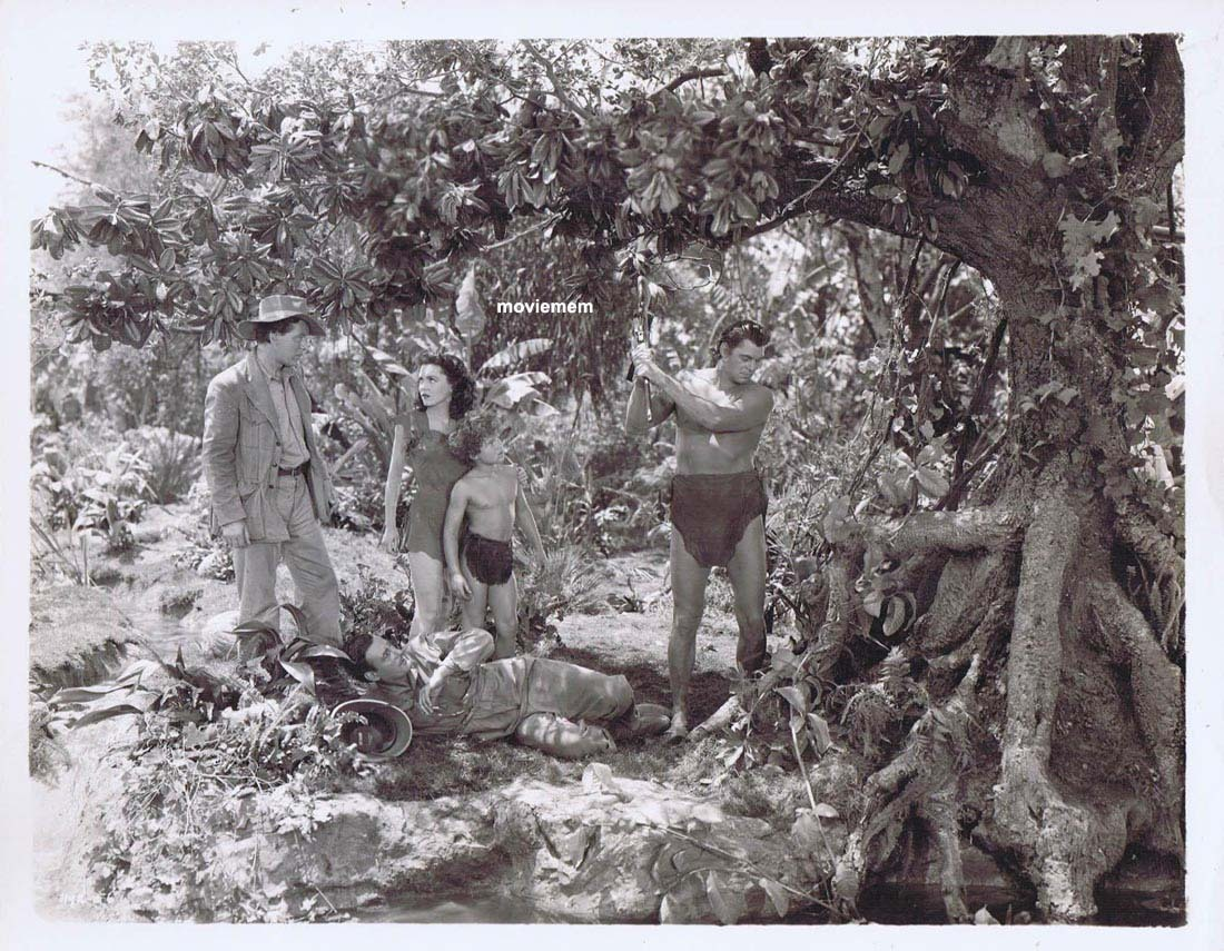 TARZAN'S SECRET TREASURE Movie Still 16 Johnny Weissmuller