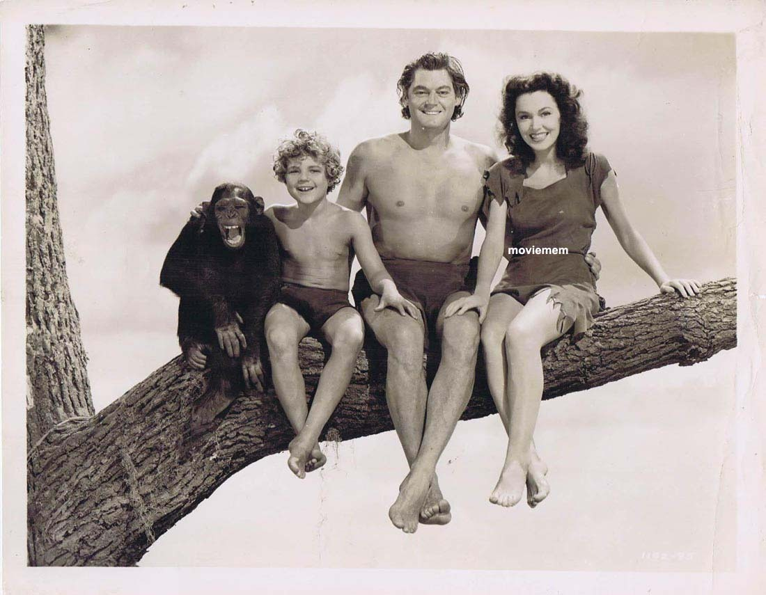 TARZAN'S SECRET TREASURE Movie Still 18 Johnny Weissmuller