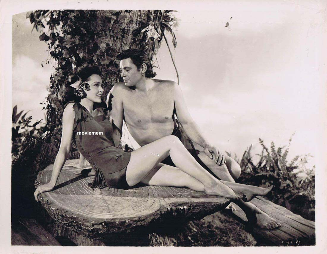TARZAN'S SECRET TREASURE Movie Still 19 Johnny Weissmuller
