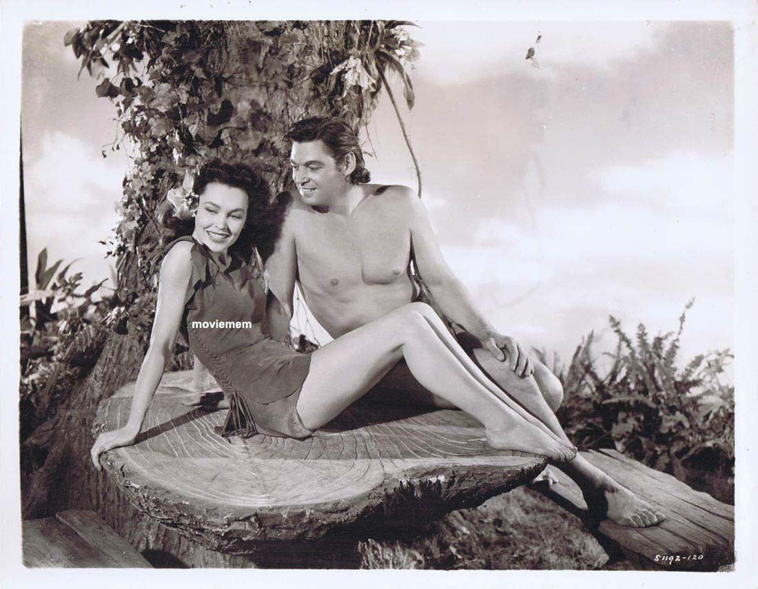TARZAN'S SECRET TREASURE Movie Still 20 Johnny Weissmuller