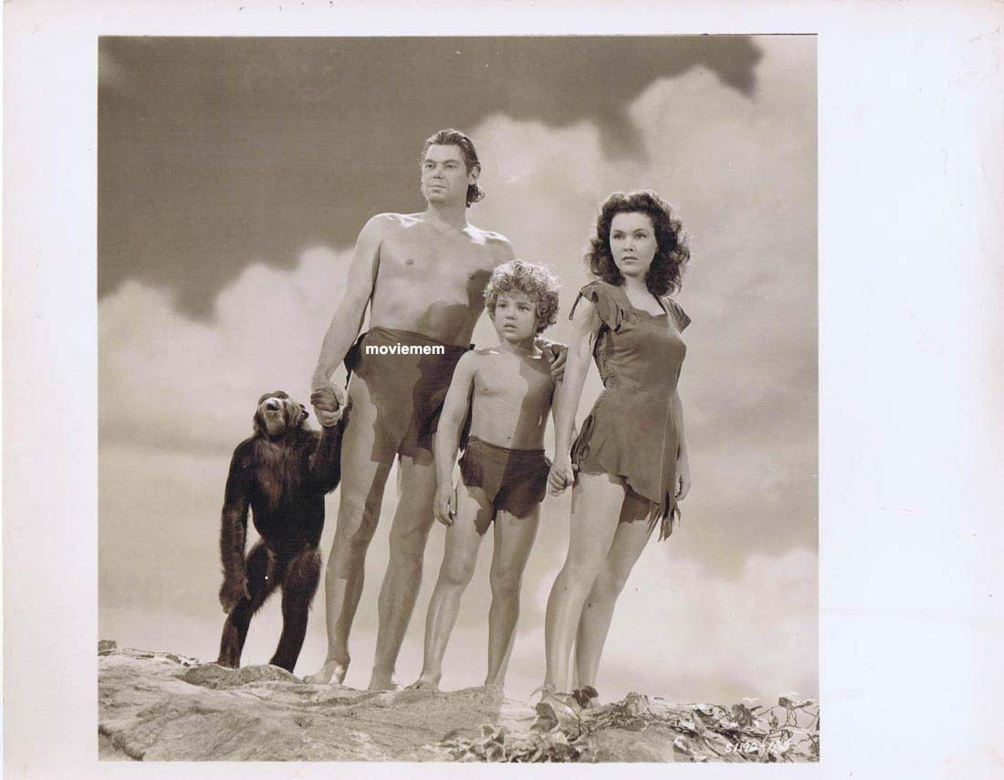 TARZAN'S SECRET TREASURE Movie Still 22 Johnny Weissmuller