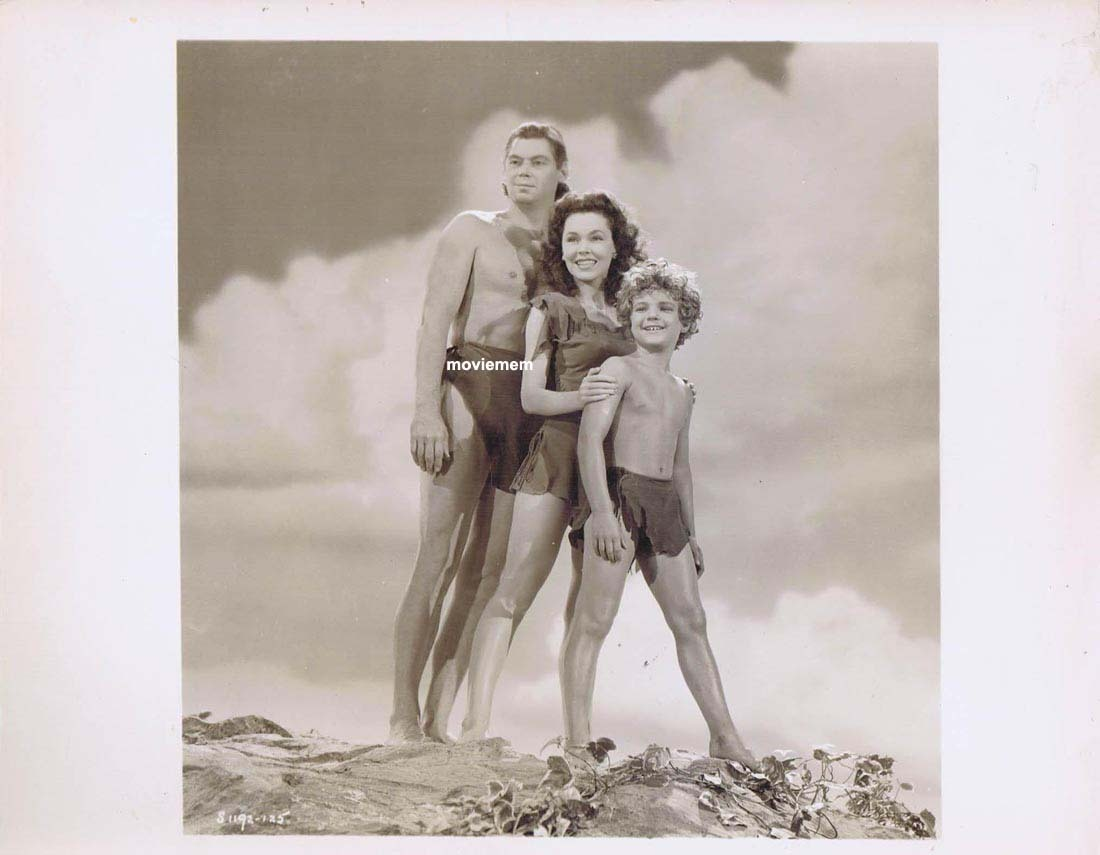 TARZAN'S SECRET TREASURE Movie Still 23 Johnny Weissmuller