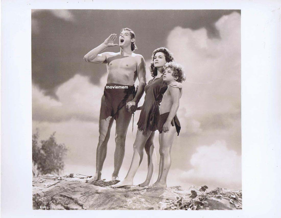 TARZAN'S SECRET TREASURE Movie Still 24 Johnny Weissmuller