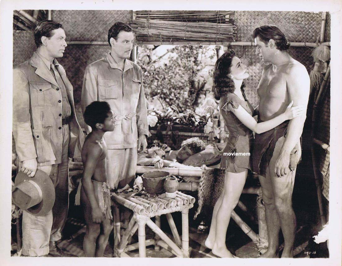 TARZAN'S SECRET TREASURE Movie Still 25 Johnny Weissmuller