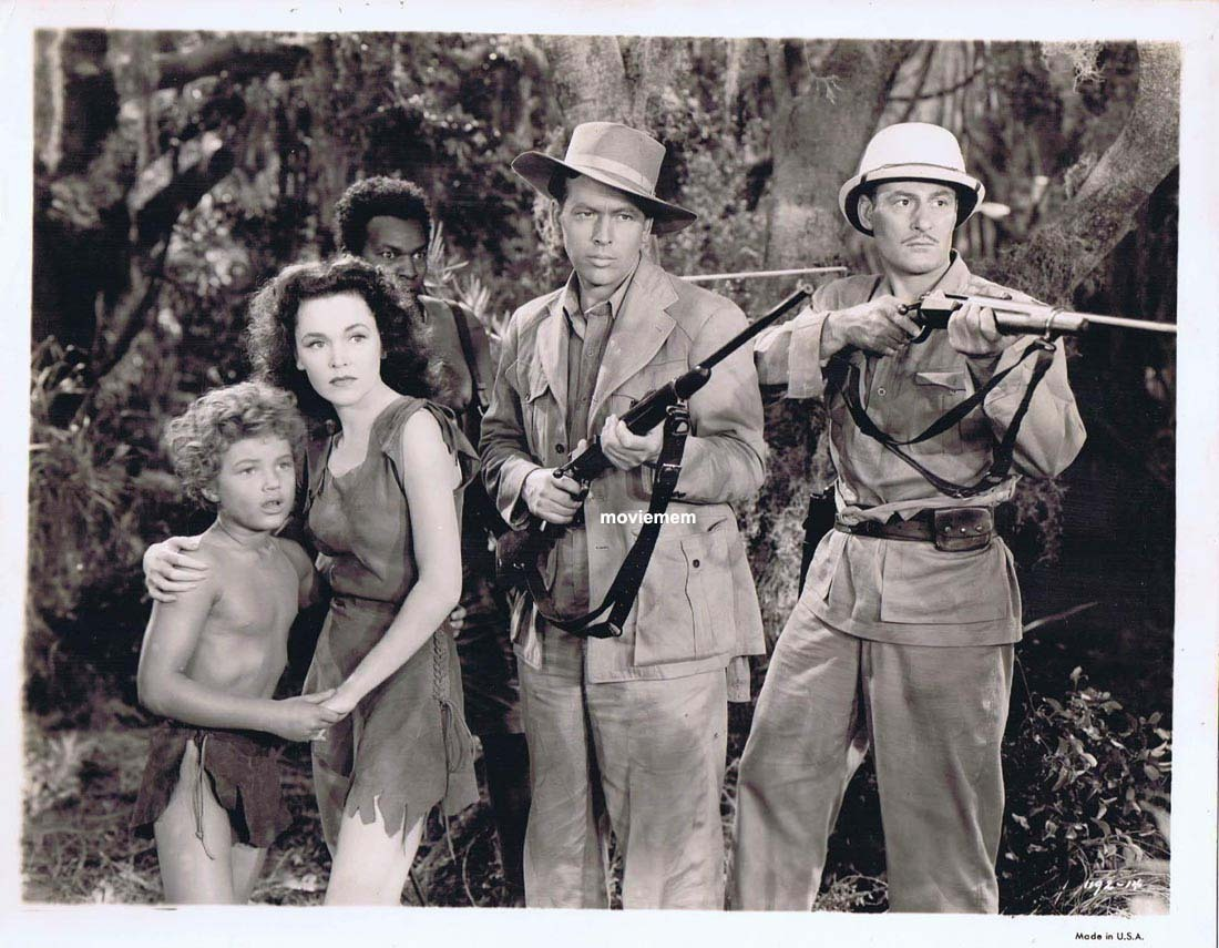TARZAN'S SECRET TREASURE Movie Still 26 Johnny Weissmuller