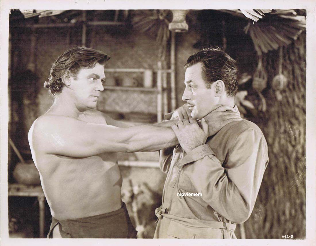 TARZAN'S SECRET TREASURE Movie Still 27 Johnny Weissmuller