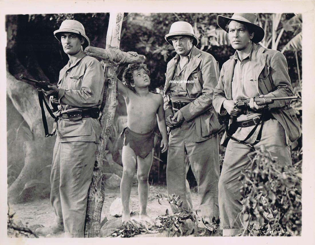 TARZAN'S SECRET TREASURE Movie Still 30 Johnny Sheffield