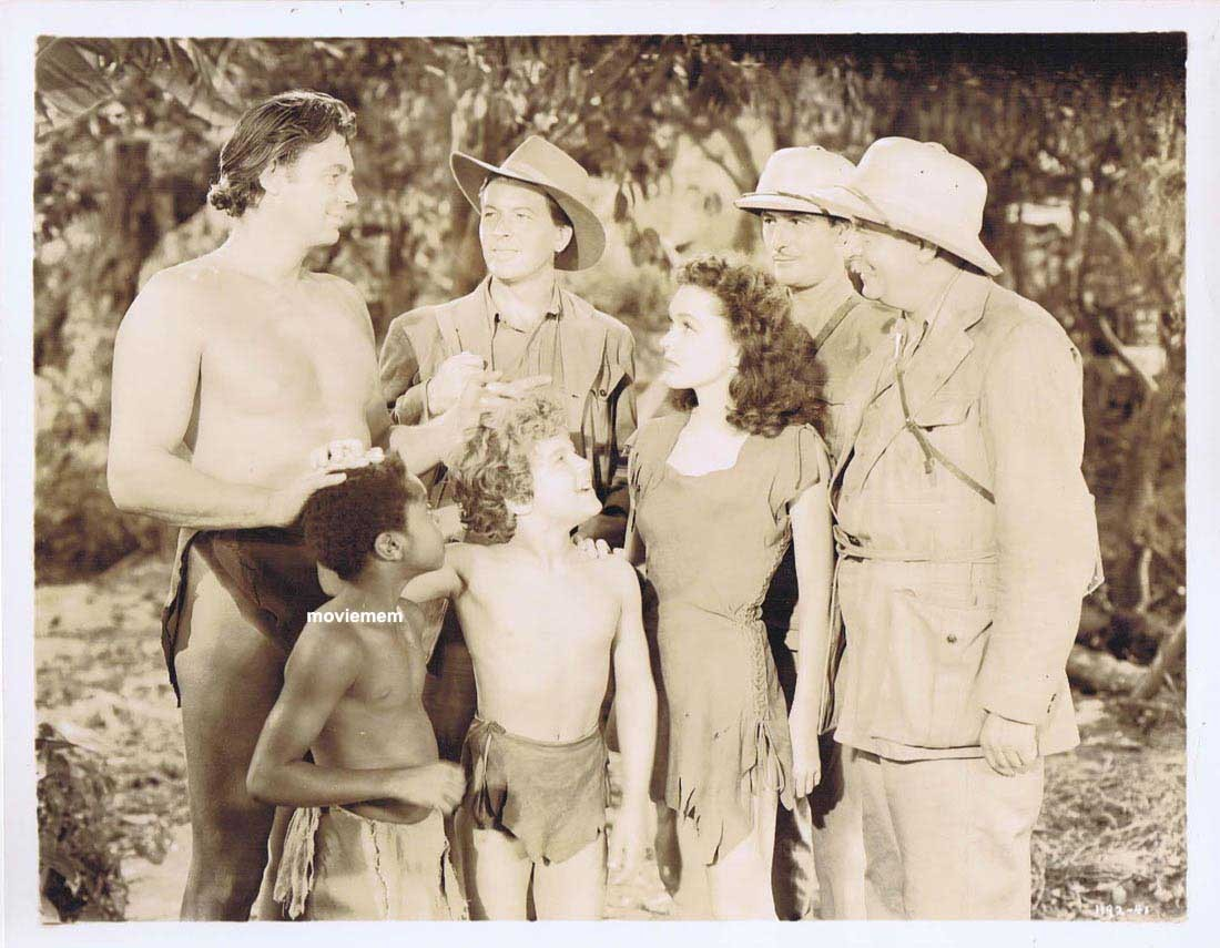 TARZAN'S SECRET TREASURE Movie Still 31 Johnny Weissmuller