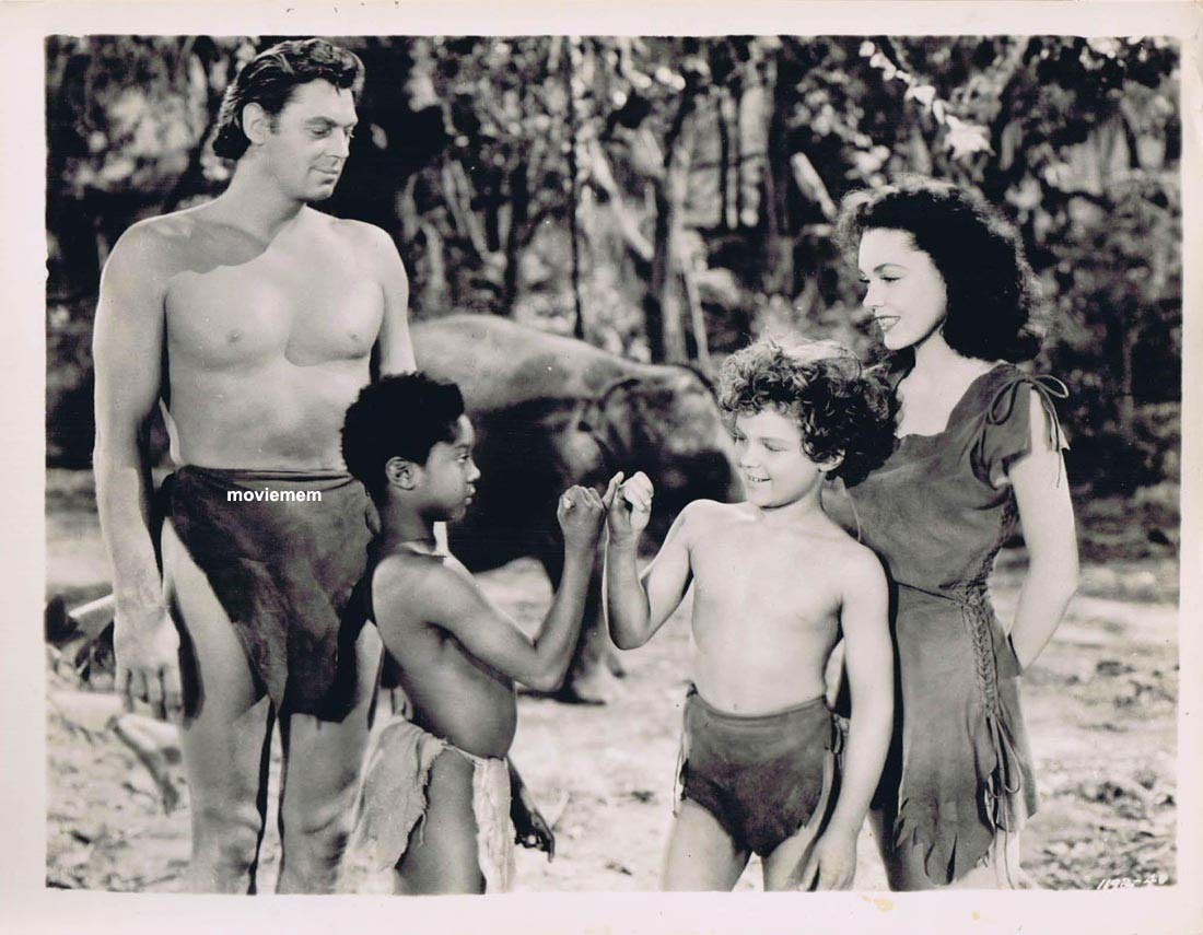 TARZAN'S SECRET TREASURE Movie Still 32 Johnny Weissmuller