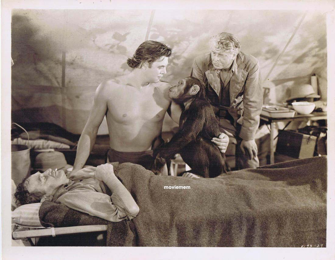 TARZAN'S SECRET TREASURE Movie Still 36 Johnny Weissmuller