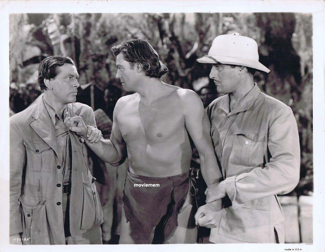 TARZAN'S SECRET TREASURE Movie Still 37 Johnny Weissmuller