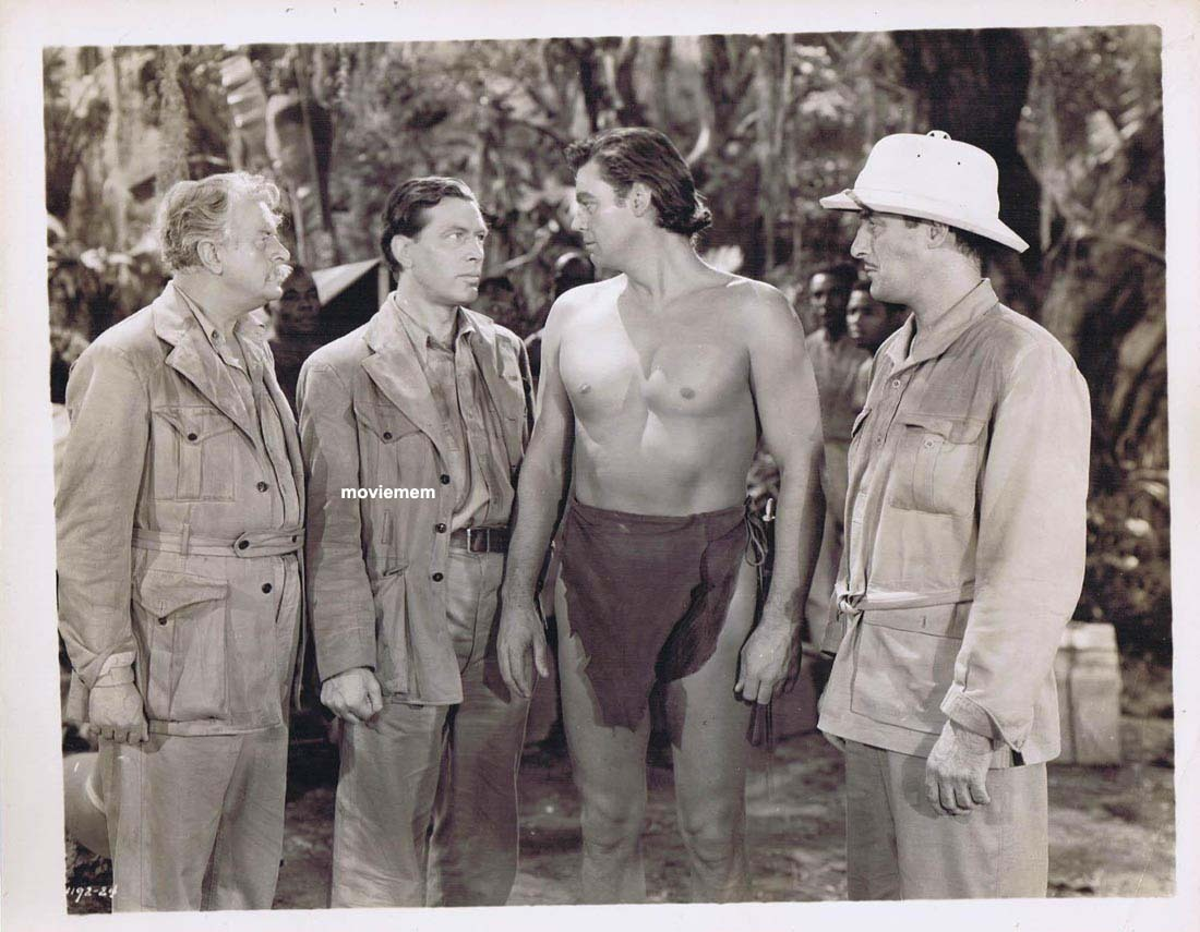 TARZAN'S SECRET TREASURE Movie Still 38 Johnny Weissmuller