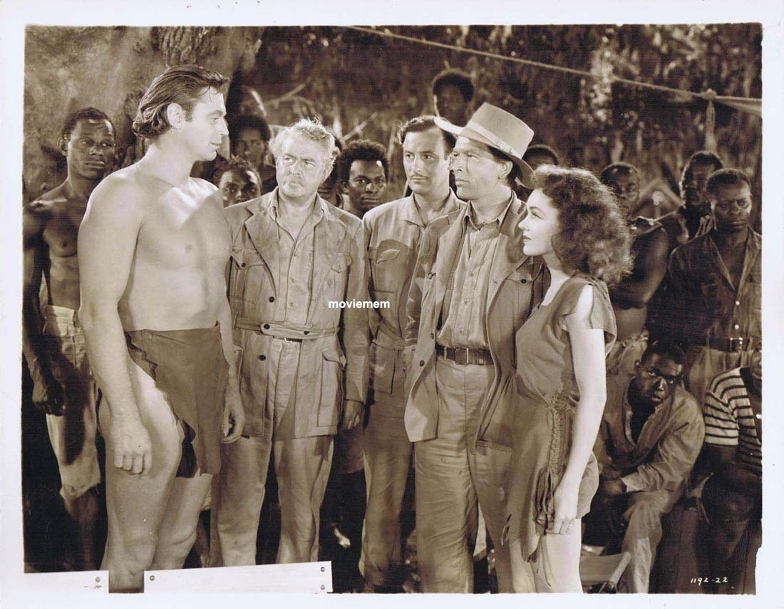 TARZAN'S SECRET TREASURE Movie Still 39 Johnny Weissmuller