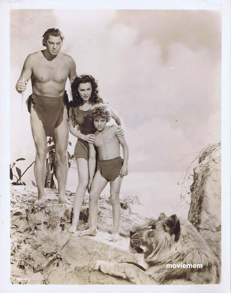 TARZAN'S SECRET TREASURE Movie Still 42 Johnny Weissmuller
