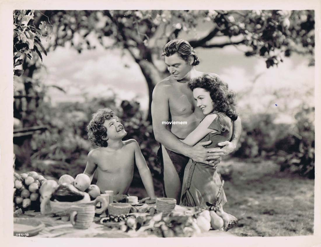TARZAN'S SECRET TREASURE Movie Still 5 Johnny Weissmuller