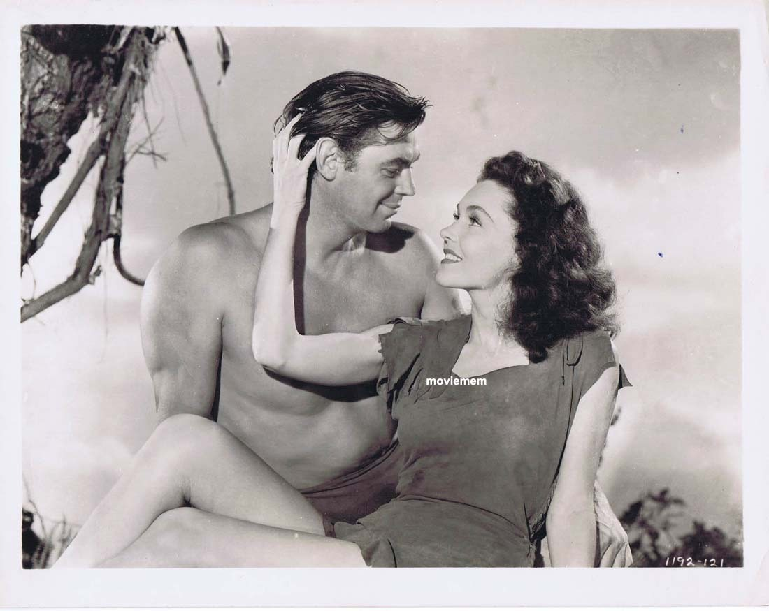 TARZAN'S SECRET TREASURE Movie Still 8 Johnny Weissmuller
