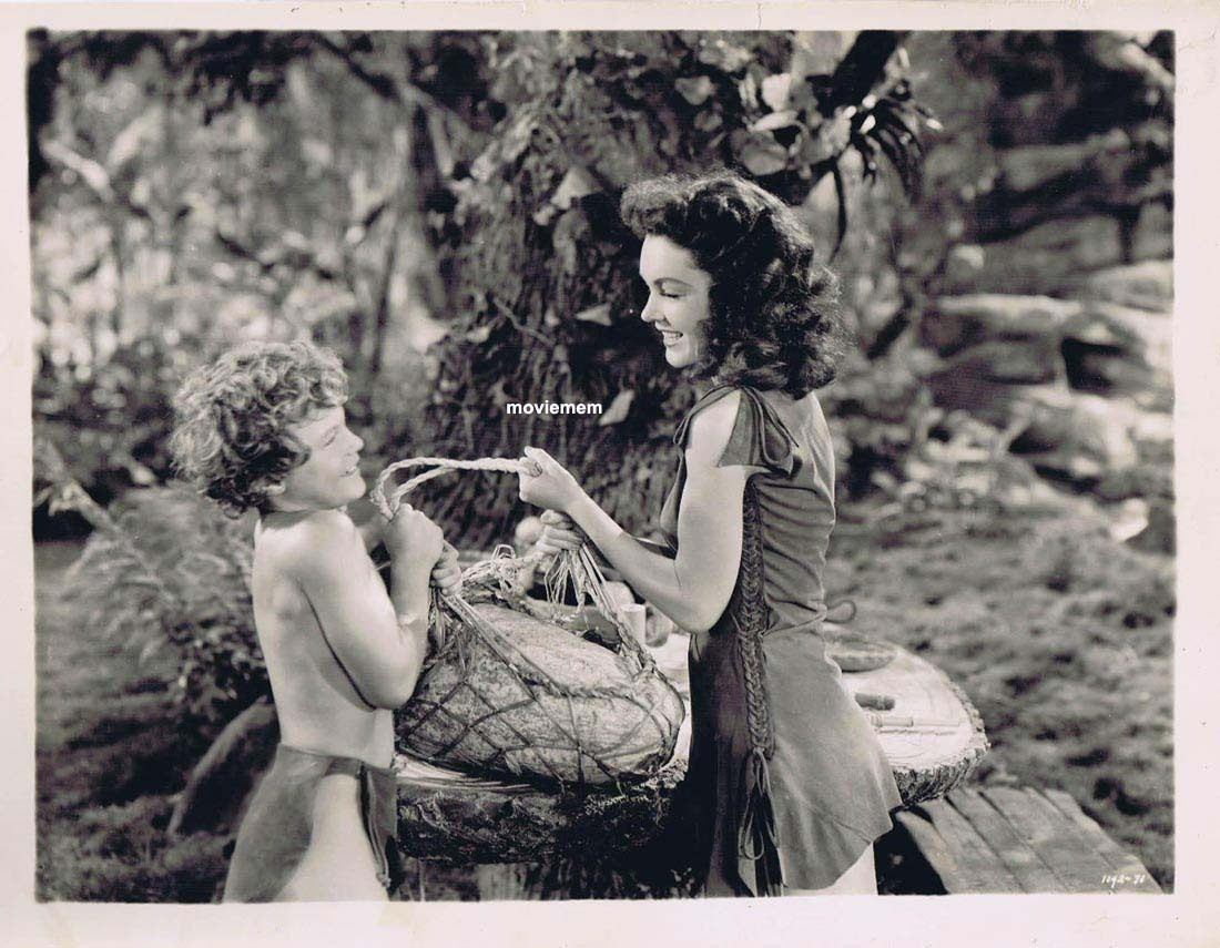 TARZAN'S SECRET TREASURE Movie Still 9 Johnny Weissmuller