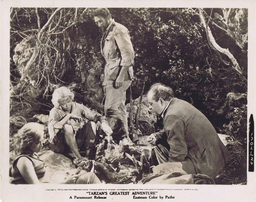 TARZAN'S GREATEST ADVENTURE Movie Still 23 Anthony Quayle