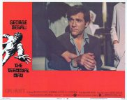 THE TERMINAL MAN Lobby Card 5 George Segal Mike Hodges