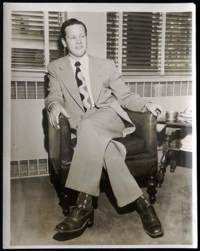 TOMMY BURNS c.1940s Rare BOXING Still BW photo 39
