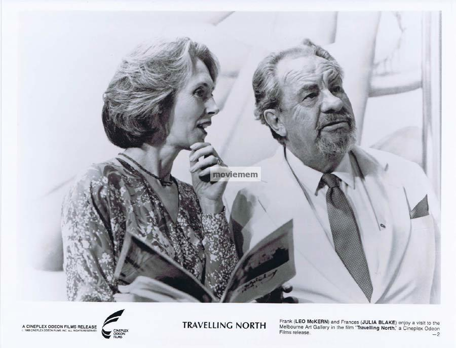 TRAVELLING NORTH Original Movie Still 3 Leo McKern David Williamson