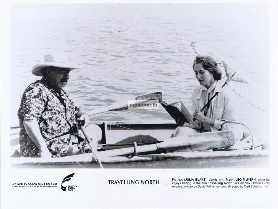 TRAVELLING NORTH Original Movie Still 4 Leo McKern David Williamson