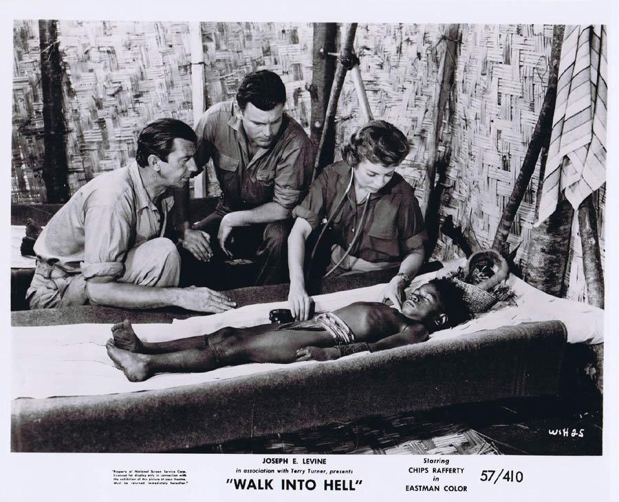 WALK INTO HELL Original Movie Still 7 Chips Rafferty Walk Into Paradise