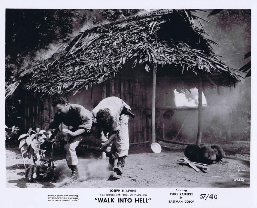 WALK INTO HELL Original Movie Still 10 Chips Rafferty Walk Into Paradise