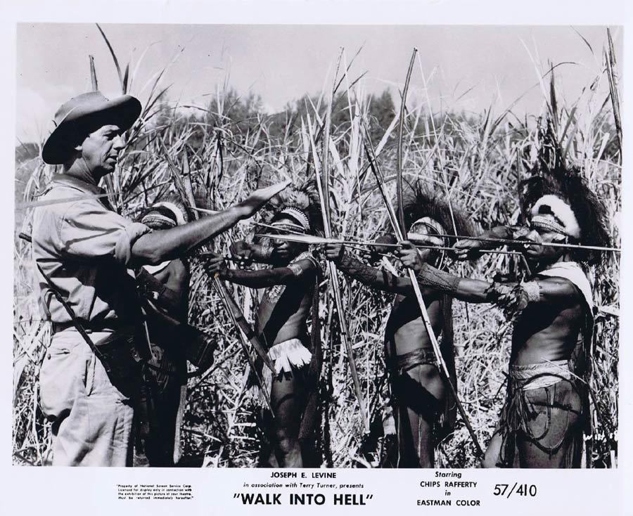 WALK INTO HELL Original Movie Still 12 Chips Rafferty Walk Into Paradise