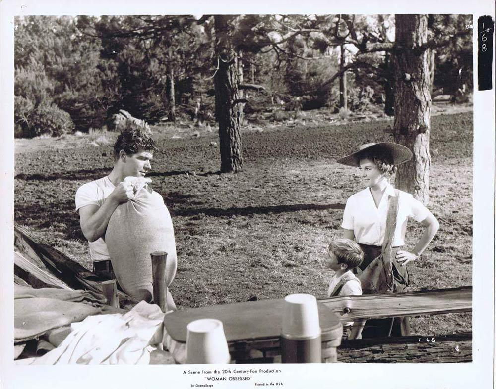 WOMAN OBSESSED Vintage Movie Still 14 Susan Hayward Stephen Boyd
