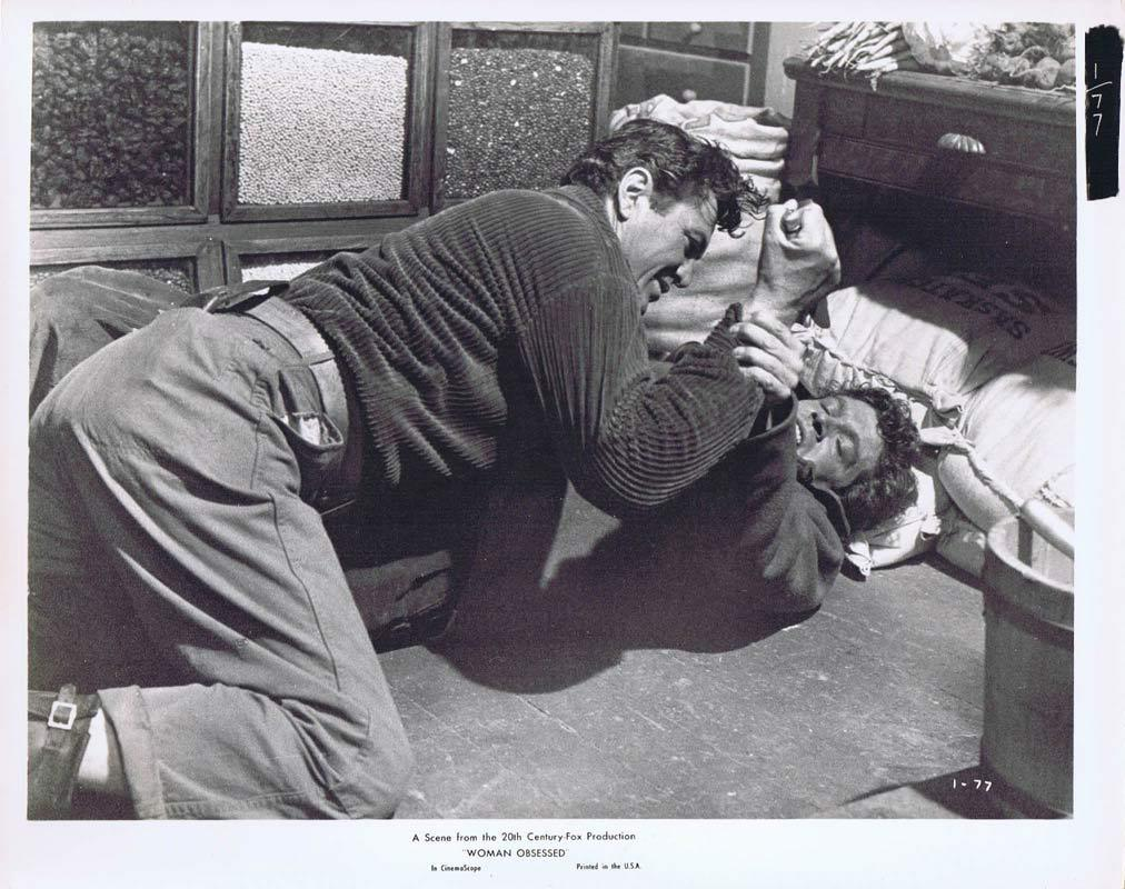 WOMAN OBSESSED Vintage Movie Still 25 Susan Hayward Stephen Boyd