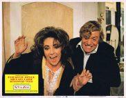 X Y AND ZEE Lobby Card 6 Elizabeth Taylor Michael Caine Susannah York